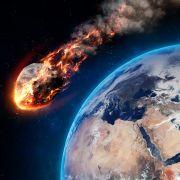 Riesiger Asteroid schrammt an Erde vorbei (Foto)