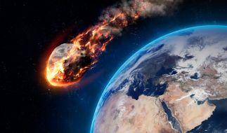 An Halloween soll ein Asteroid an der Erde vorbei fliegen. (Foto)