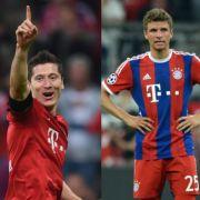 Neuer, Müller, Lewandowski: Bayern-Trio greift nach goldenem Ball (Foto)