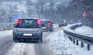 Im Winter ist die richtige Bereifung unerlässlich. (Foto)