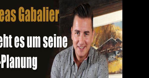 Andreas Gabalier Baby