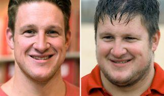 Von seinem einstigen Kampfgewicht von 150 Kilo hat Olympiasieger Matthias Steiner 45 Kilo verloren. (Foto)