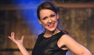 """Comedian Carolin Kebekus bei ihrer Show """"Pussy Terror TV"""". Die Komikerin gewann in gleich zwei Kategorien. (Foto)"""