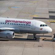 Germanwings-Flieger verliert Triebwerk-Abdeckung (Foto)