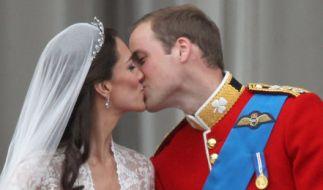Die Liebesgeschichte von Kate und William soll verfilmt werden. (Foto)