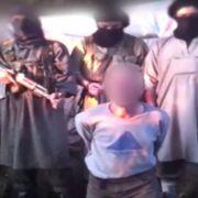 Deutsche arbeiten als Folterknechte beim IS (Foto)