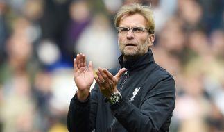 Kloppos Reds konnten in der Europa League nur das Unentschieden sichern. (Foto)