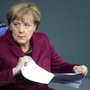 215 Bürgermeister schicken Brandbrief an Merkel (Foto)