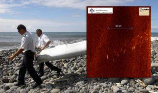 Experten haben angeblich das Wrack von MH370 auf dem Meeresgrund gefunden. (Foto)