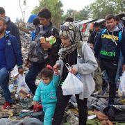 Bündnis löst erneut riesige Flüchtlingswelle aus (Foto)