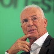 Gericht entscheidet über Manipulationsverdacht von Beckenbauer (Foto)