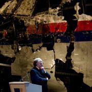 Waren MH17-Passagiere beim Absturz noch am Leben? (Foto)