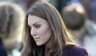 Kate Middleton darf sich nicht Prinzessin nennen. (Foto)