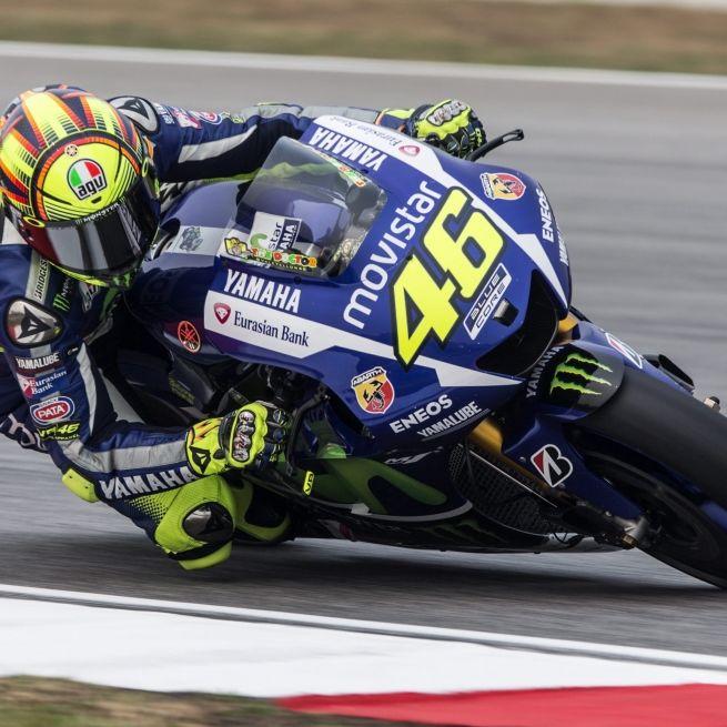 Eklat beim Malaysia-GP: Rossi schiebt Márquez raus - Strafe! (Foto)