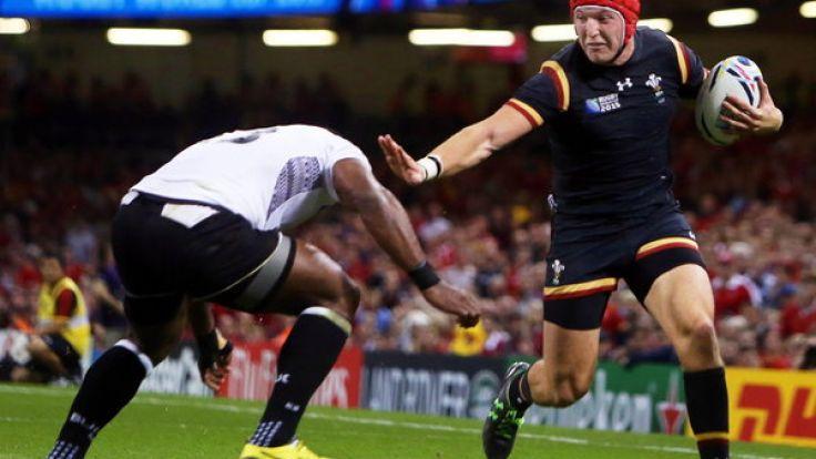 Am Samstag wird das erste Halbfinale der Rugby-WM gespielt. (Foto)