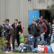 WLAN-Ärger! Flüchtlinge weigern sich, einzuziehen (Foto)