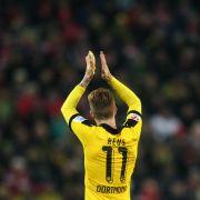 5:1! Dortmund feiert Gala - Schuberts Siegesserie hält an (Foto)