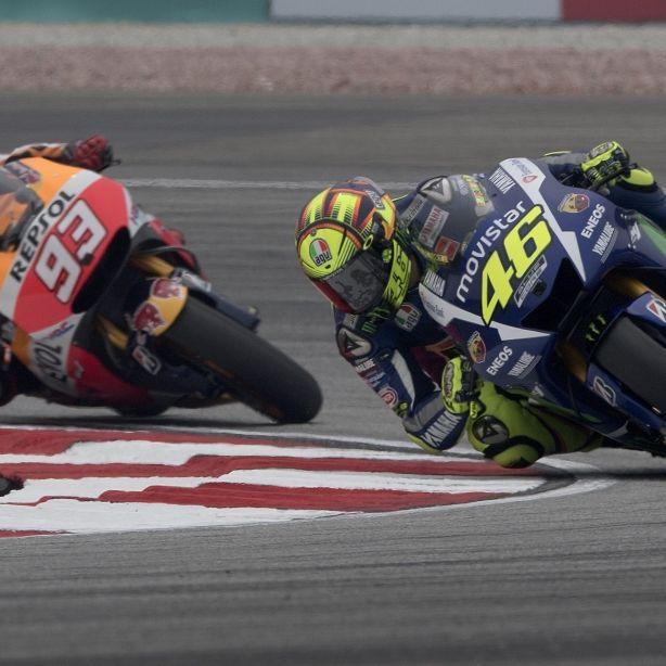 Sturz-Skandal beim Malaysia-GP - darum verlor Rossi die Nerven (Foto)