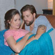 Jasmin und Frederic - wagen die beiden den nächsten Schritt? (Foto)
