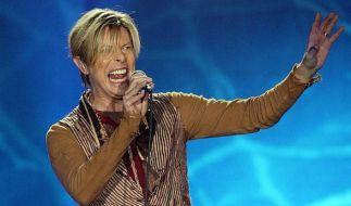David Bowie - neues Album des Altmeisters. (Foto)