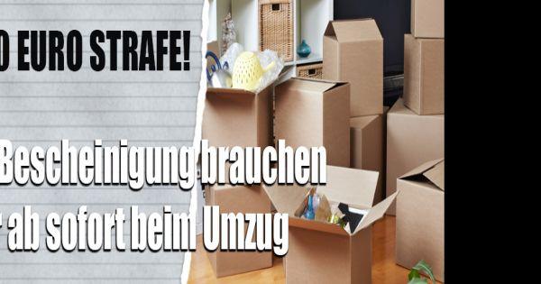 vermieterbescheinigung ab euro strafe das m ssen sie k nftig beim umzug. Black Bedroom Furniture Sets. Home Design Ideas