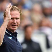 Hoffenheim beurlaubt Trainer Markus Gisdol (Foto)