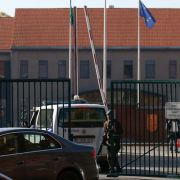Bewaffneter stürmt Militärstützpunkt in Belgien (Foto)