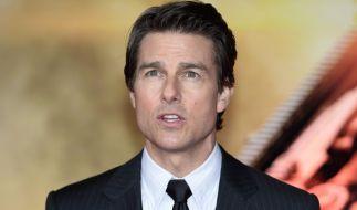Tom Cruise ist ein wichtiger Mann bei Scientology. (Foto)