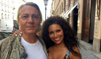 Patricia Blanco und Björn Lefnaer. (Foto)