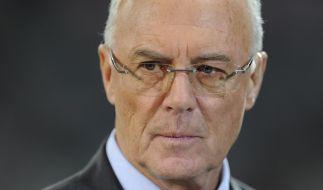 Erstmals räumt Franz Beckenbauer im Zuge der WM-Affäre 2006 einen Fehler ein. (Foto)