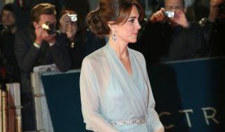 """Herzogin Kate bei der """"Spectre""""-Premiere in London. (Foto)"""