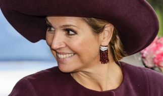 Königin Máxima leidet an einer Nierenbeckenentzündung. (Foto)