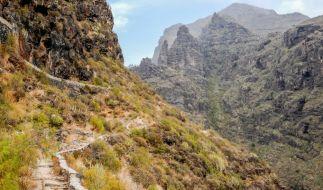 Tod im Paradies: Eine Deutsche Urlauberin ist beim Wandern auf Teneriffa ums Leben gekommen. (Foto)