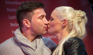 Lucas Cordalis und Daniela Katzenberger wollen 2016 heiraten. (Foto)