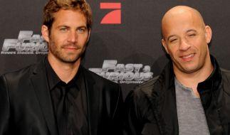Vin Diesel und Paul Walker waren mehr als nur Filmpartner. (Foto)