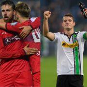 Pokal-Schlappe für Effenberg in Dortmund - Gladbach siegt weiter (Foto)