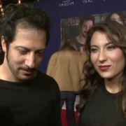 """Bei der """"8 Sekunden""""-Premiere in Berlin verraten die beiden Hauptdarsteller Fahri Yardim und Esra Inal wie wichtig Träume im Leben sind und wovon sie selbst nachts manchmal träumen..."""