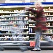 Frau will 1.800 Euro - weil sie im Supermarkt stürzte (Foto)