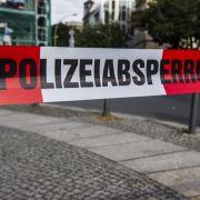 Polizist erschießt Mann vor Spielhalle in Naumburg (Foto)