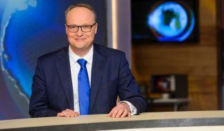 """Oliver Welke moderiert regelmäßig am Freitag im ZDF die Satire-Sendung """"heute-Show"""". (Foto)"""