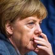Druck wächst! 400 Strafanzeigen gegen Bundeskanzlerin (Foto)