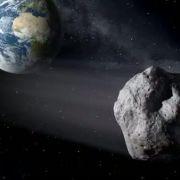 An Halloween fliegt ein Asteroid knapp an der Erde vorbei. (Foto)