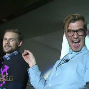Sie sind zweifellos Deutschlands beklopptestes TV-Pärchen: Klaas Heufer-Umlauf (links) und Joachim