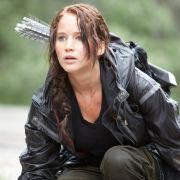 Kann Jennifer Lawrence als Katniss Everdeen ihre erste Prüfung bestehen? (Foto)