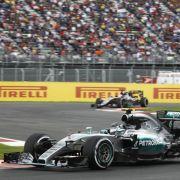 Rosberg gewinnt vor Hamilton! Vettel fliegt vorzeitig raus! (Foto)