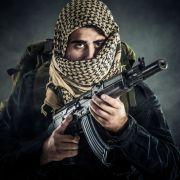 US-Soldat verkleidet sich als Terrorist - und löst Alarm aus (Foto)