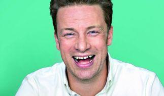 """Jamie Oliver bezeichnet sein neuestes Kochbuch als eine Art """"persönliches Tagebuch"""". (Foto)"""