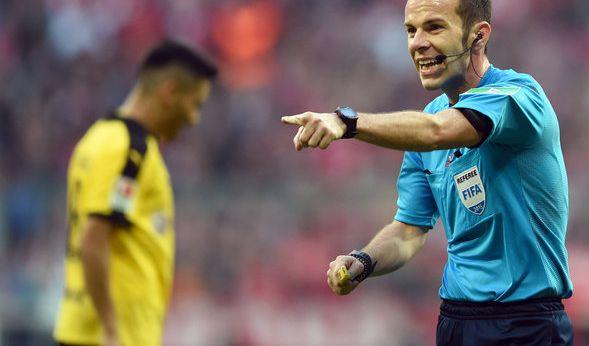 Schiri-Diskussion in der Bundesliga