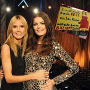 Medienwächter beäugen Heidi Klums Topmodel-Show (Foto)