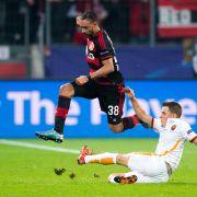 Leverkusen muss trotzt Spektakel um Achtelfinale zittern (Foto)